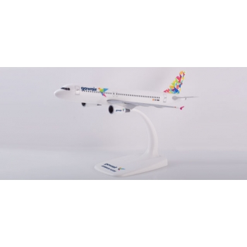 1/200 Gowair Airbus A320  Snap-Fit