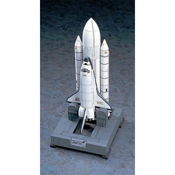 1/200 Space Shuttle Orbiter w/Boosters Hasegawa