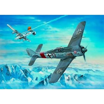 1/18 Focke-Wulf FW 190 A8 Hobbyboss