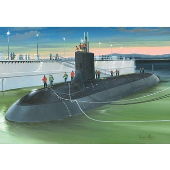 1/350 SSN-774 USS Virginia Hobbyboss
