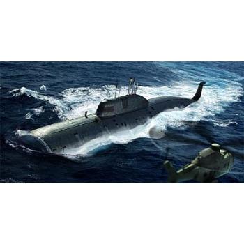 1/350 RFS SSN Akula Class Hobbyboss
