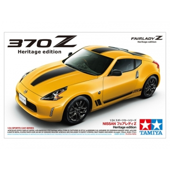1/24 TAMIYA Nissan 370Z Heritage edition