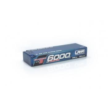 LiPo Aku 7.6V 6000mAh LRP P5-HV TC LCG Stock Spec GRAPHENE3