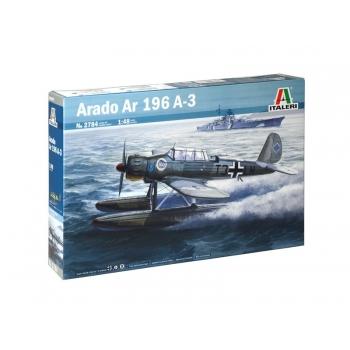 1/48 Arado Ar 196 A-3 Italeri