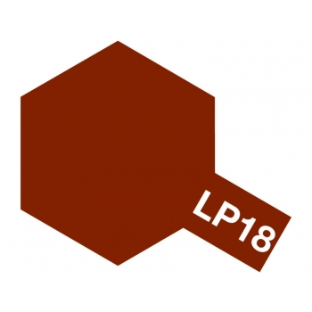 Tamiya värv LP-18 Tuhm Punane