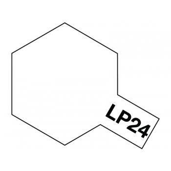 Tamiya värv LP-24 Poolmatt Lakk
