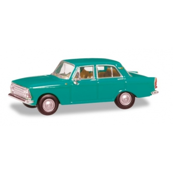 1/87 Moskwitsch 408, mint turquoise HERPA