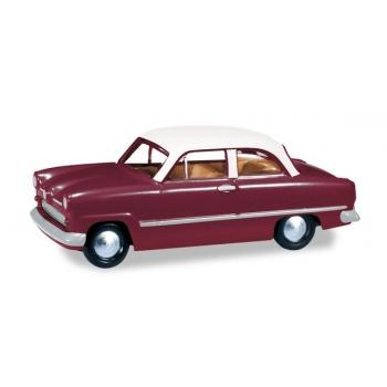 """1/87 Ford Taunus """"Weltkugel"""" HERPA"""