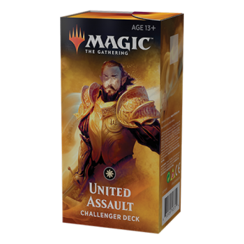 Challenger Decks 2019 - UNITED ASSAULT