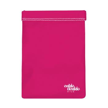 Oakie Doakie Dice Bag large - pink