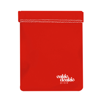 Oakie Doakie Dice Bag small - red