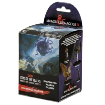 D&D Icons of the Realms - Monster Menagerie 2 Booster