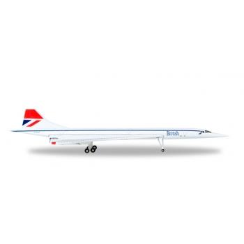 1/500 British Airways Aérospatiale-BAC Concorde (Negus colors)