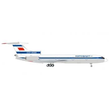 "1/200 Aeroflot Tupolev TU-154B-2 ""Blue tail livery"""