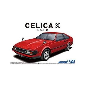 1/24 Toyota MA61 CelicaXX 2800GT 1982 Aoshima