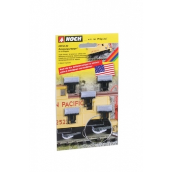 Track Cleaners US 5 pieces