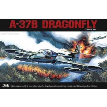 1/72 ACADEMY A-37B DRAGON FLY