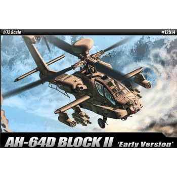 1/72 ACADEMY US ARMY AH-64D BLOCK II
