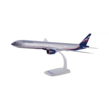 "1/200  Aeroflot Boeing 777-300ER ""M. Kutuzov"" Snap-Fit"