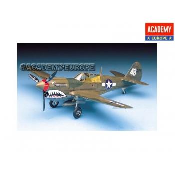 1/72 ACADEMY P-40M/N Warhawk