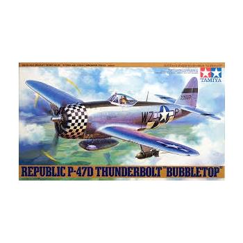 1/48 Tamiya - P-47D