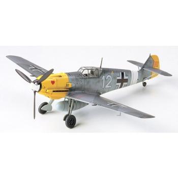1/72 Messerschmitt Bf109E-4/7 Trop TAMIYA