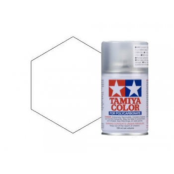 Tamiya PS-1 valge lexan spray