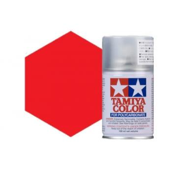 TAMIYA PS-2 Punane lexan spray