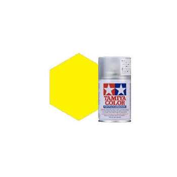 Tamiya PS-6 Kollane lexan spray