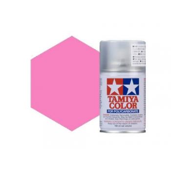 Tamiya PS-11 roosa lexan spray