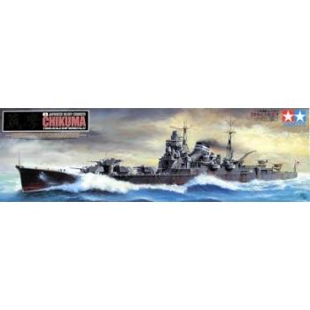 1/350 TAMIYA Heavy Cruiser Chikuma
