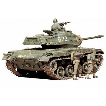 1/35 TAMIYA M41 WALKER BULLDOG