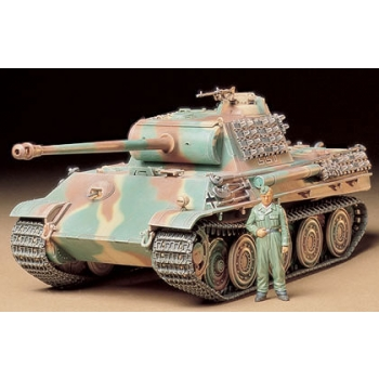 1/35 TAMIYA PANTHER G W/STEEL WHEEL