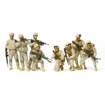 1/35 TAMIYA US MODERN INFANTRY (IRAQ)