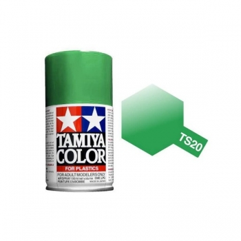 TAMIYA TS-20 Metallic Green spray