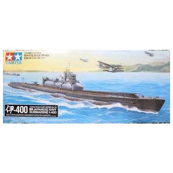 1/350 TAMIYA Japanise Navy Submarine I-400