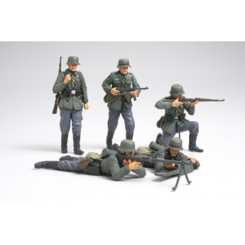 1/35 GERMAN INFANTRY FRENCH CAMPAIGN -