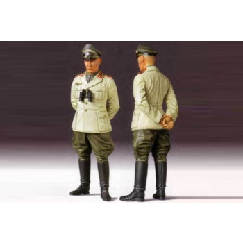 1/35 Tamiya - ROMMEL & INFANTRY WINTER