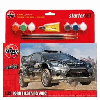 1/32 Ford Fiesta RS WRC, Airfix