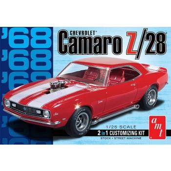 1/25 AMT 1968 Camaro Z28