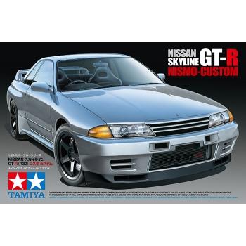 1/24 TAMIYA Nissan Skyline GT-R (R32) Nismo-Custom