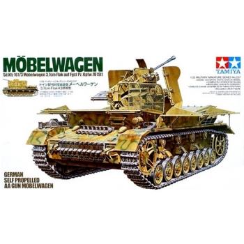 1/35 TAMIYA Möbelwagen