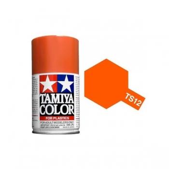 TAMIYA TS-12 Orange spray