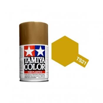 TAMIYA TS-21 Gold spray