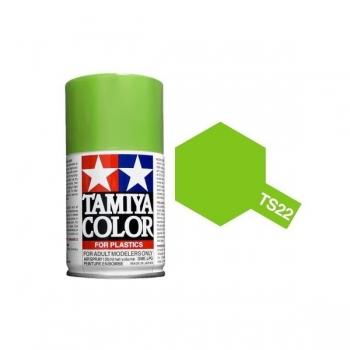 TAMIYA TS-22 Light Green spray