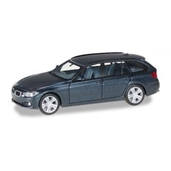 1/87 BMW 3er Touring™, saphir black metallic HERPA
