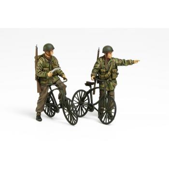 1/35 TAMIYA Briti jalgratturid