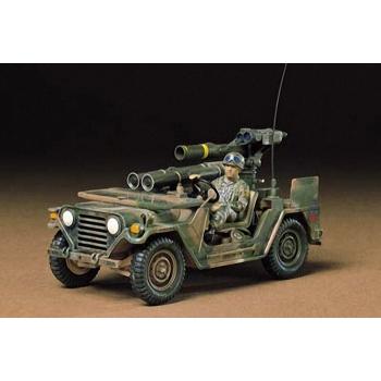 1/35 TAMIYA U.S. M151A2 w/Tow Launcher
