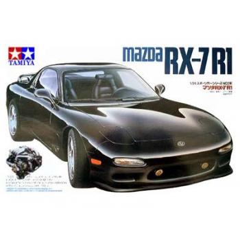 1/24 TAMIYA Mazda RX-7 R1