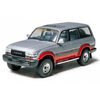 1/24 TAMIYA - TOYOTA Land Cruiser 80 VX